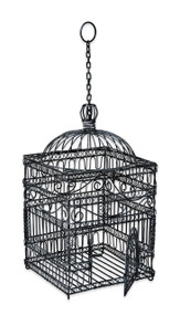 Achla Large Victorian Bird Cage  BC-04