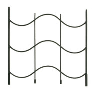 Achla Waves Trellis Extension    FT-16E
