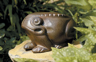 Achla Frog Statue Garden Statuary FRG-01