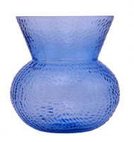 Achla Goblet Vase Decorative Blue Flower Vase GV-01BL