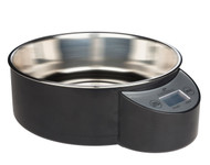 Eyenimal Intelligent Pet Bowl - Extra Large Black Ibowl-XB