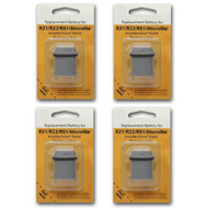 4 Invisible Fence R21 R22 and R51 Compatible Replacement Dog Collar Battery