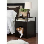 Merry Pet Cat Washroom Espresso Litter Box Cover MPS007