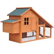 Merry Pet Habitat Cedar Chicken Coop PH0030010002