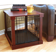 Merry Pet Decorative Dog Pet Cage with Crate Cover Large MPLC001