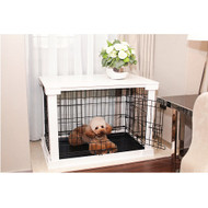 Merry Pet Decorative Dog Pet Cage with Crate Cover Small PTH0231720100