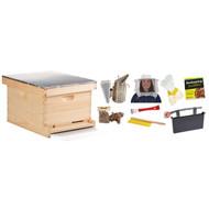 Little Giant 10 Frame Beginner BeehiveKit by Miller MFG. HIVE10KIT