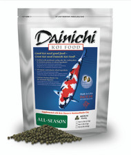 Dainichi All Season Koi Food Pellets 22 lb. Package Medium Pellets 1124