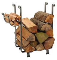 Enclume KR1A Large Rectangular Log Rack  Hammersteel Steel Firewood Rack