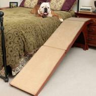 Solvit Bedside Ramp - Wood 62399