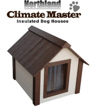 Northland CM-M Medium Climate Master Insulated Small Dog House