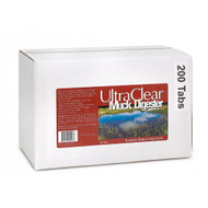 Ultra Clear Muck Digester Tabs 12 1/2 lb. 200 Tabs 42913 Treats 3 Acres