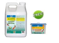 API Pond Care Algaefix 2.5 gal. Pond Algae Control 169J Plus FREE Master Test Kit 164M