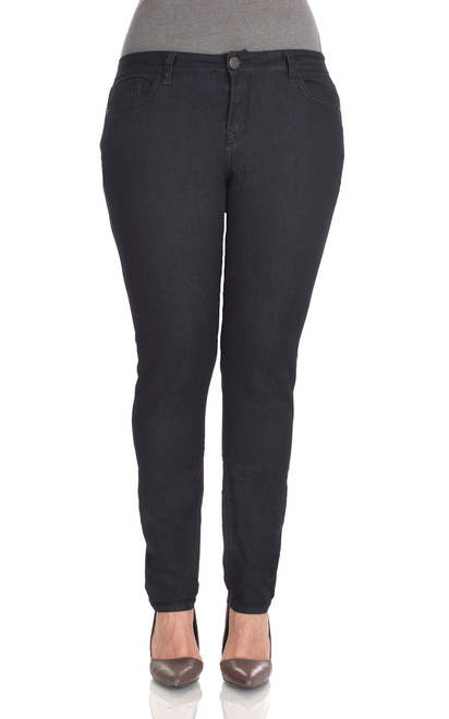Plus Size Irresistible Jegging In Lea