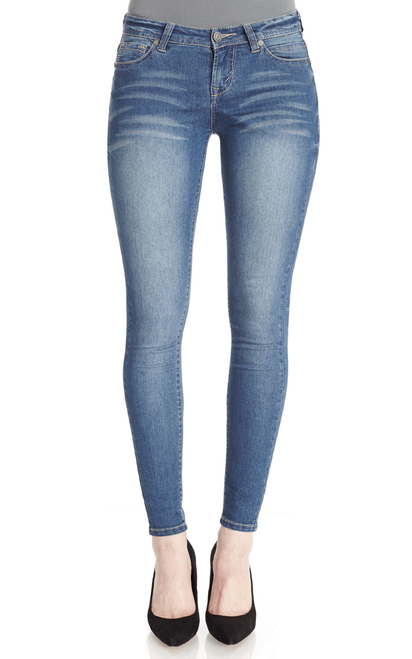 Ultra Luxe Skinny Jeans In Candice