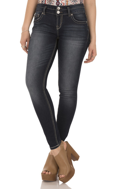 Insta Soft LYCRA® Legendary Body Curve Skinny Jeans In Mari
