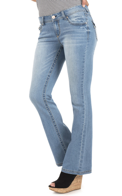 Legendary Bootcut Jeans In Darcy