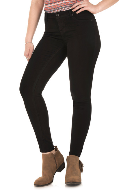 Deluxe Wonder Push Up Skinny Jeans In Logan