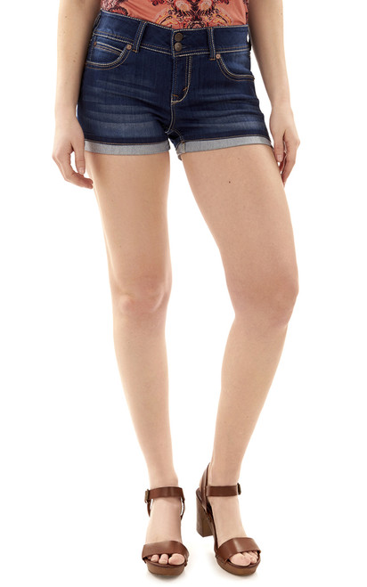Insta Soft Ultra Mid-Rise Shorts In Rachel