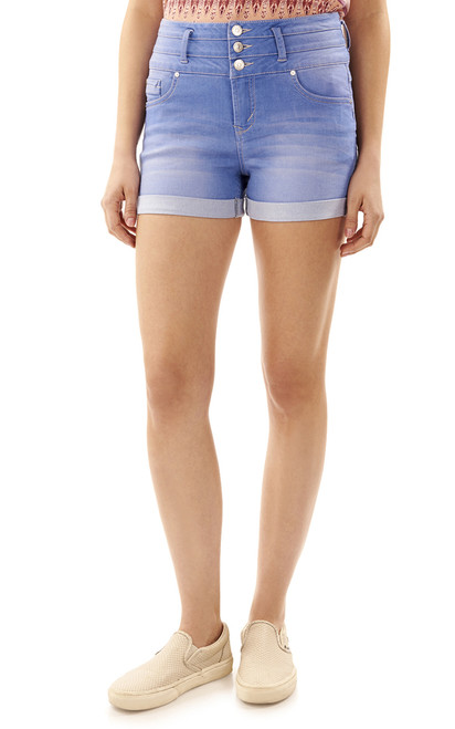 Insta Soft Sassy Push Up Shorts In Ellie
