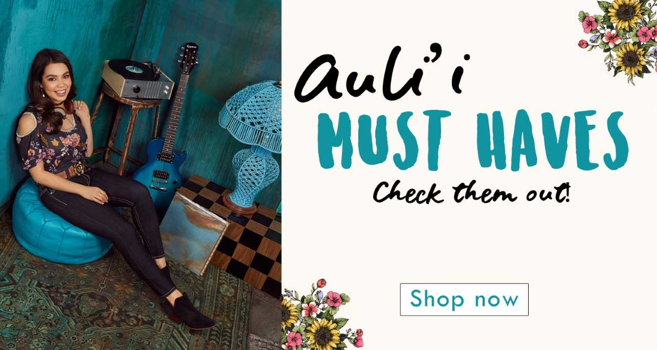 Auli'i must haves