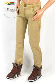 "17"" Tonner Matt O'Neill Outfit Skinny Jeans Khaki"