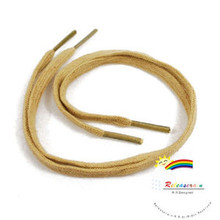 30cmx0.4cm Doll Shoelaces For Blythe Shoes Beige