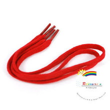 30cmx0.4cm Doll Shoelaces For Blythe Shoes Red