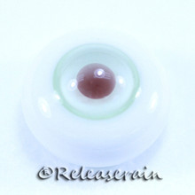 BJD Dollfie Doll Glass Eyes Clear Melon/Wine 18mm #PP03