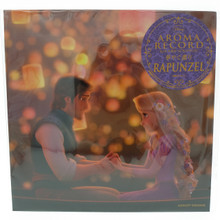 Runat Room Fragrance Disney Movie Rapunzel EP Vinyl Aroma Record Dummy Gorgeous Scent Made in Japan