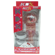 Bandai Kendama Xross Kimono Hello Kitty Japanese Cup & Ball Game Japan Exclusive