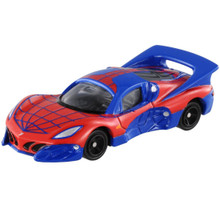 Takara Tomy Dream Tomica Marvel Hero Spider Formula Diecast Toy Car No.158 Japan Import
