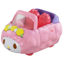 Takara Tomy Dream Tomica Sanrio Melody My Sweet Piano Diecast Toy Car No.149 Japan Import