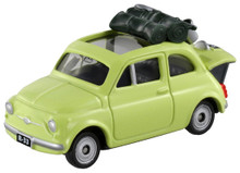 Takara Tomy Dream Tomica Fita 500 Lupin The Third Diecast Toy Car Vehicle Japan Import