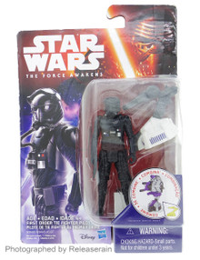 "Star Wars The Force Awakens First Order Tie Fighter Pilot 3.75"" Basic Figure Takara Tomy Japan"