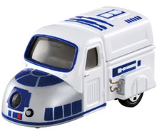 Takara Tomy Tomica Diecast Toy Star Wars SC-03 Star Cars R2-D2 Japan Import