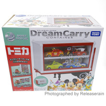 Takara Tomy Tomica Disney Motors Dream Truck Trailer Display Carry Container Japan Import