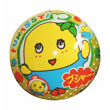 Japanese Classic Toy Funassyi Inflatable Bouncing Bonbon Ball 45cm Japan Import