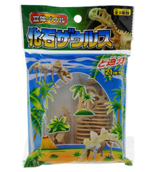 Dinosaur Fossil Skeleton Animal 3D Assembly Puzzle Model Toy Random 1 Piece Japan Import