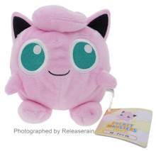 Sanei Pocket Monsters Pokemon All Star Collection PP02 Jigglypuff (S) 10.5cm Plush Doll Japan Import