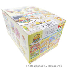 Re-Ment Sanrio Gudetama 24h Convenience Store Miniatures Full Set of 8 Japan Import