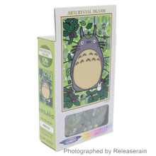 Ensky Studio Ghibli My Neighbor Totoro Art Crystal Jigsaw Puzzle Tsukamori no Nushi 126 Pieces Made in Japan