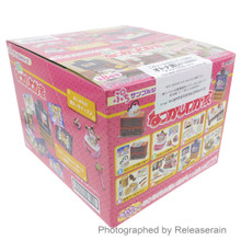 Re-Ment Petit Sample Series Nostalgia of 80's Japanese Home Full Set of 8 Japan Import