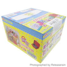 Re-Ment Miniatures Petit Sample Doki Doki New Semester School Goods Japan Import Full Set of 8