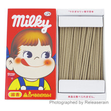 Kameyama Fujiya Peko-Chan Milky Candy Japanese Mini Incense Sticks 50g Made in Japan