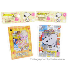 Peanuts Snoopy Poker Playing Cards Set of 2 Decks