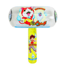 "Wonderland Toy Yo-Kai Watch Yokai M Size 15"" Inflatable Mallet Hammer Japan Import"