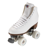 Riedell Quad Roller Skates - 111 Angel (White)