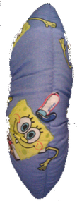 Puffy Figure Skating Soakers- Sponge Bob- Okey Dokey
