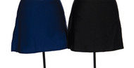 516 Jerry's  Lycra Box Skirts - Navy Blue